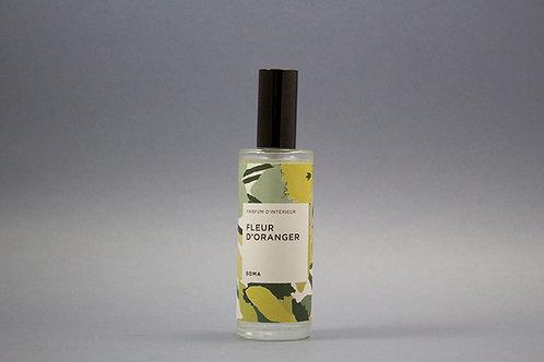 Brume parfumée FLEUR D'ORANGER
