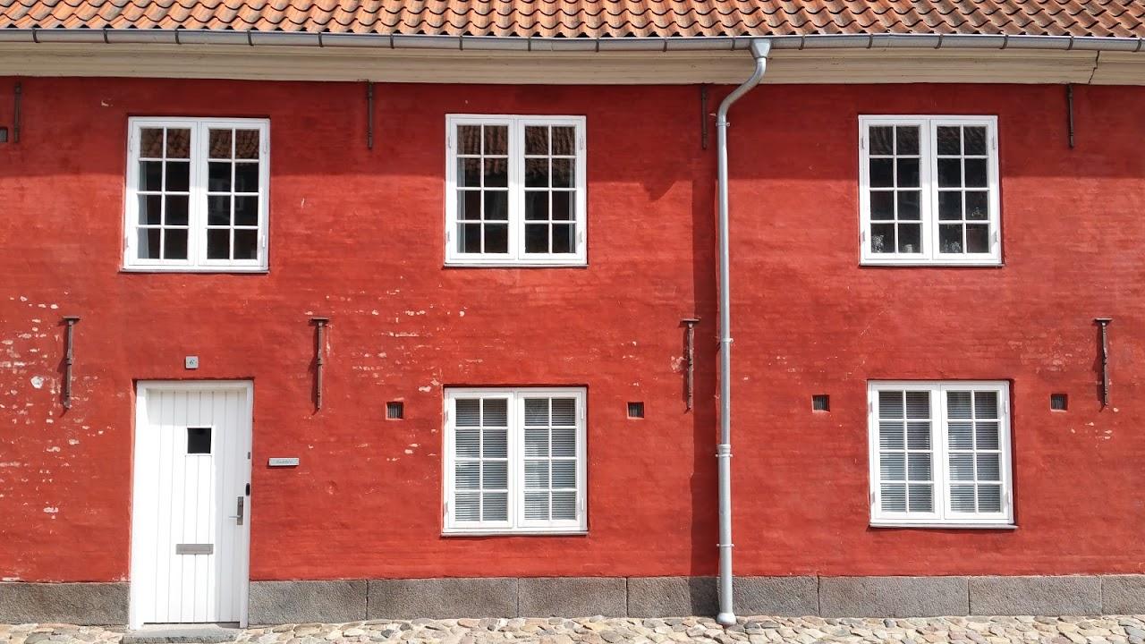 rood huis