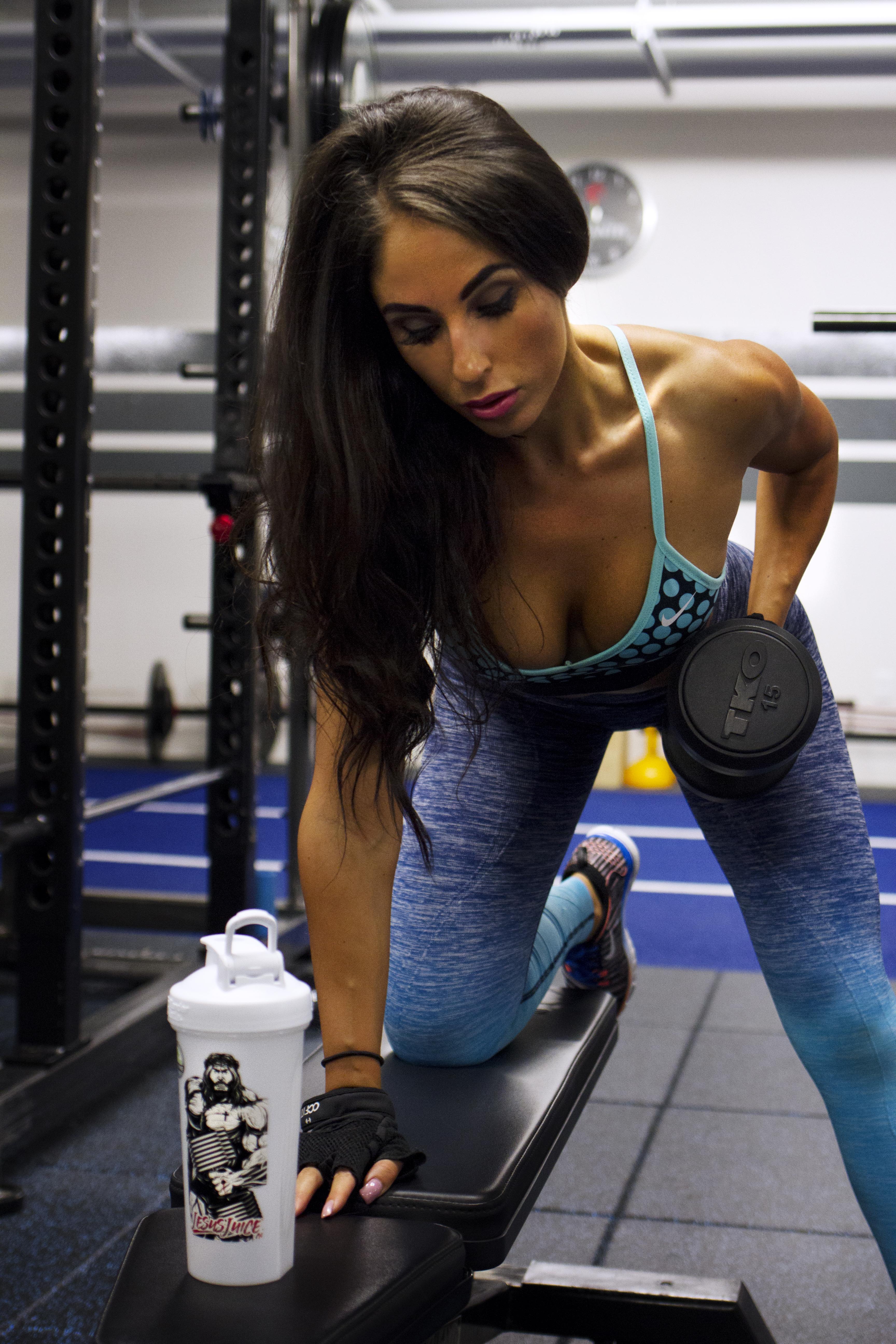 Fitness www.JesusJuice.ca