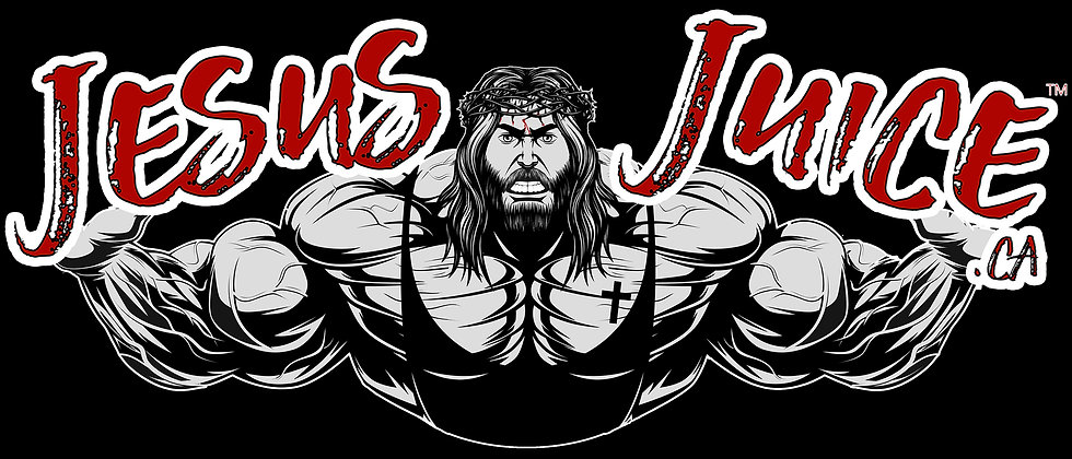 JesusJuice Die-Cut Sticker