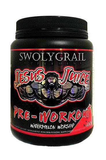 JesusJuice Complete Pre-Workout Watermelon Worship