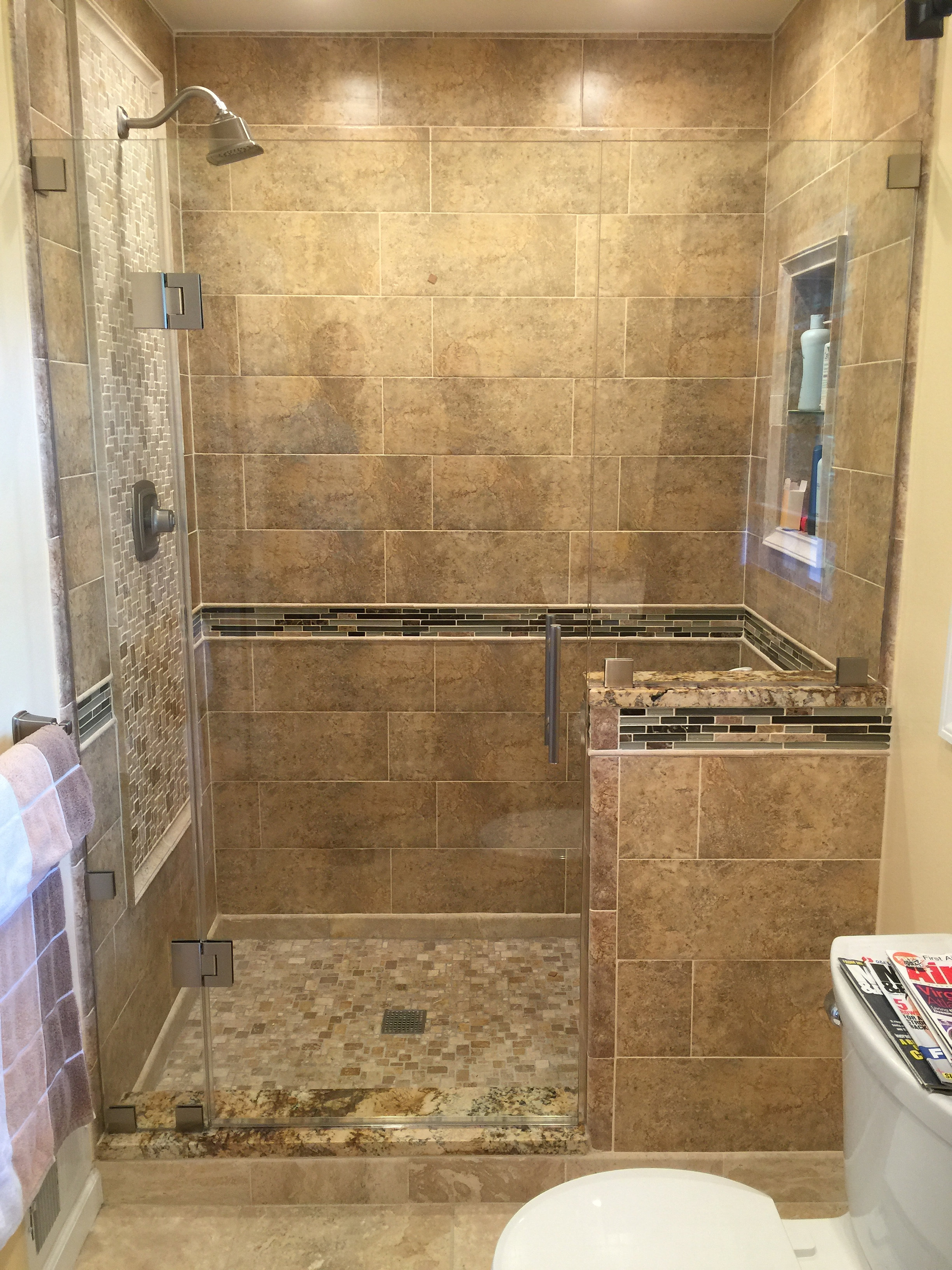 Frameless Shower ...