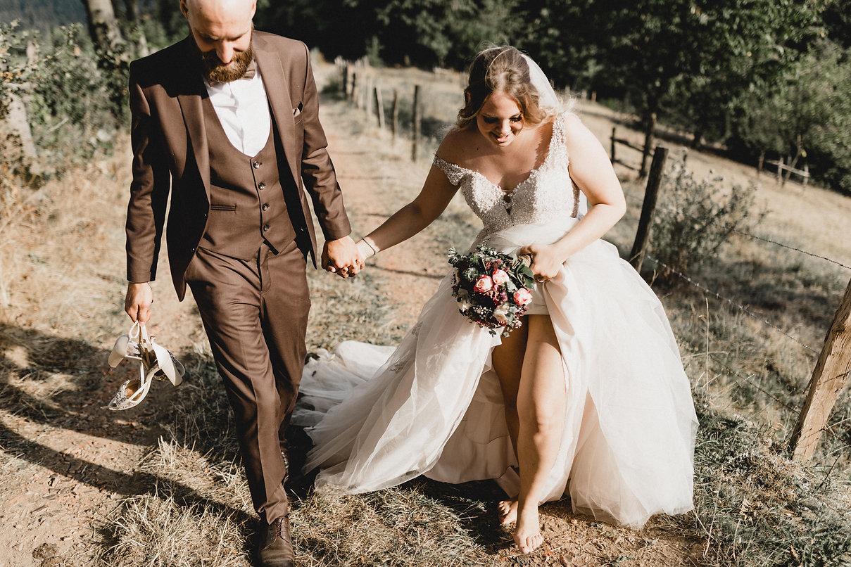 Sophie & Kevin eine DIY Boho Chick Hochzeit zum verlieben | Foto: Sarah Nigro-Braun  | Location: Gut Braband - Ennepetal