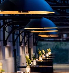 parasol chauffant, patio heater, lampe chauffante, parasol chauffant design, design patio heater, lampe chauffante design, location parasol chauffant, location parasol chauffant design, nio agency
