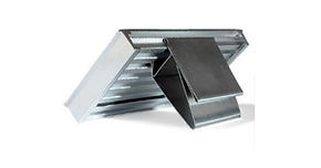 Cilps pour tablettes en verre de 6 - 10 mm