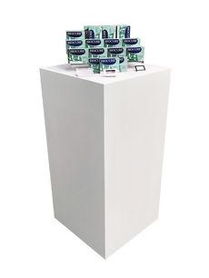 Cube présentoir 1080 mmm