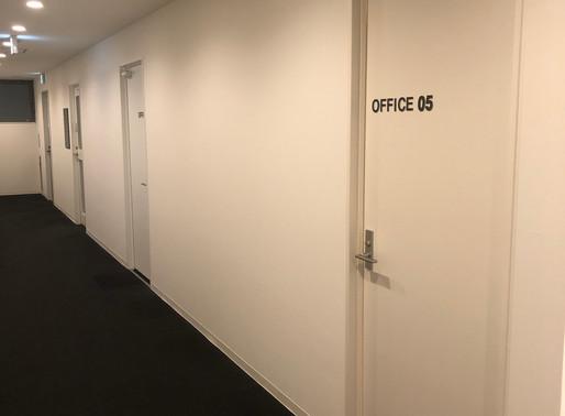 お知らせ:事務所移転しました