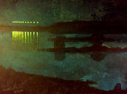 Ночная Волга. 2006