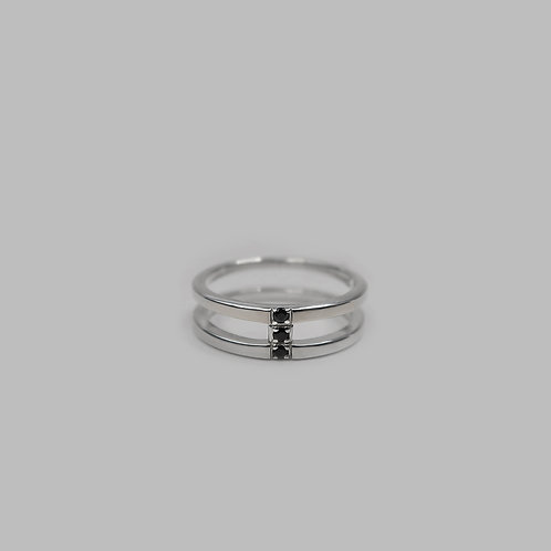 DOUBLE STYLE RING