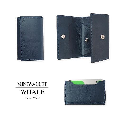MINI WALLET/WHALE