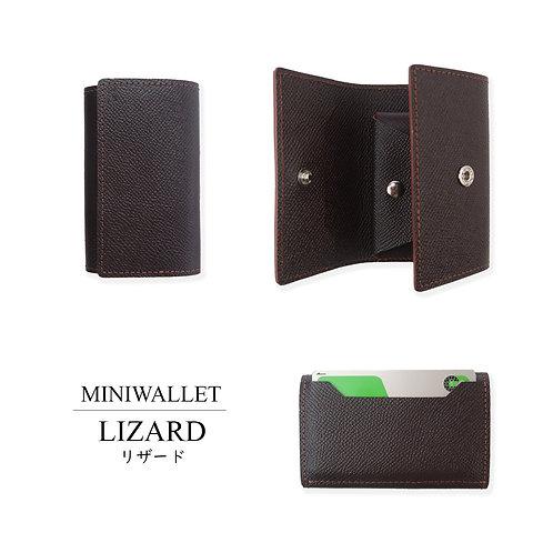 MINI WALLET/LIZARD