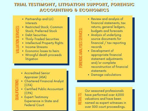 Trusts, Estates & Probate Litigation