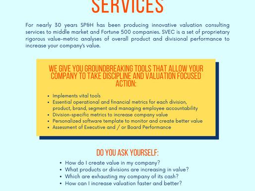 Strategic Value Enhancement Consulting & Strategic Planning Services