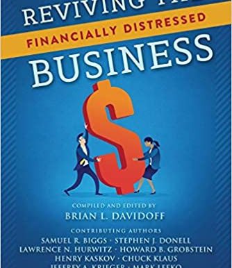 Reviving the Financially Distressed Business