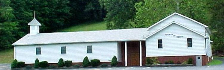 Pumpkin Cente Church Building