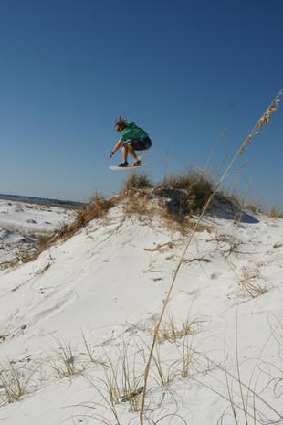 How Sandboarding Became the Desert's Coolest Sport