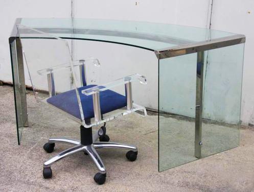 Bureau Design Italien Garogi Et Radice Annee 70