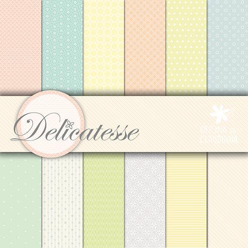Delicatesse | Papéis impressos
