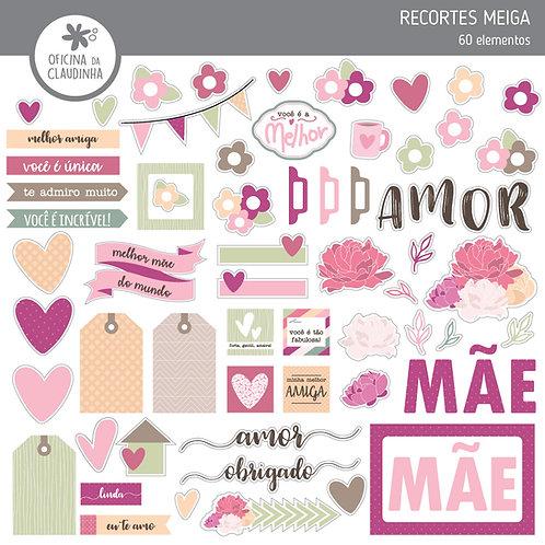 Meiga | Recortes impressos