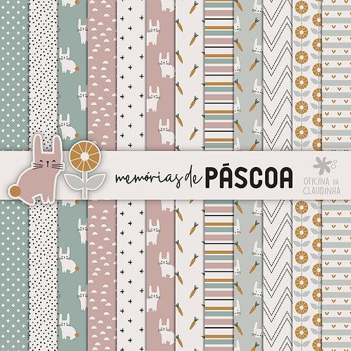 Memórias de Páscoa | Papéis impressos