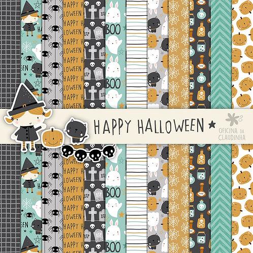 Happy Halloween | Papéis digitais