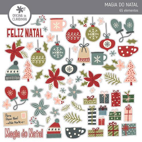 Magia do Natal | Recortes impressos