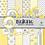 Thumbnail: Elefante cinza e amarelo   Papéis digitais