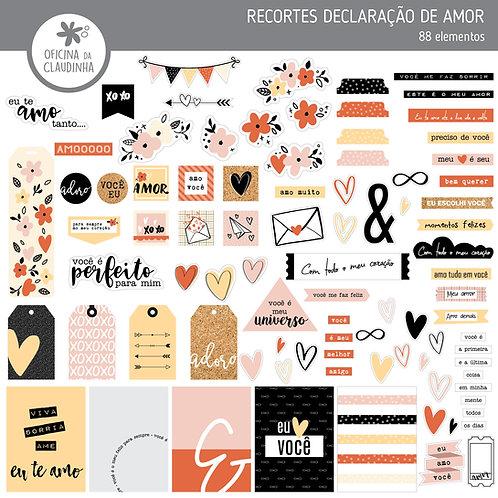 Declaração de Amor | Recortes