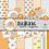 Thumbnail: Elefante cinza e tangerina | Papéis digitais