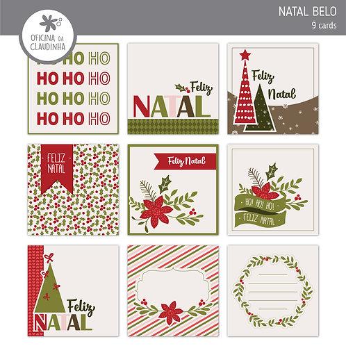 Natal Belo | Cards impressos
