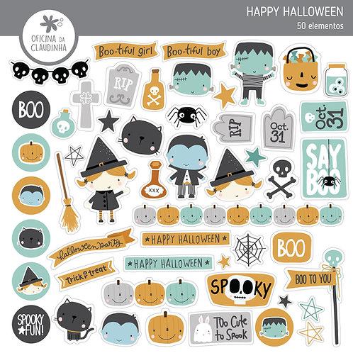 Happy Halloween | Recortes impressos