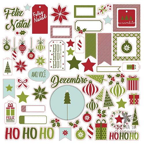 Festa de Natal - Tradicional | Recortes
