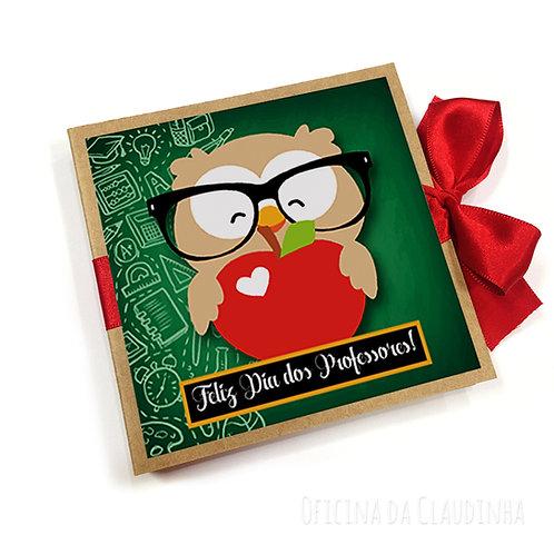 Cartão Talento - Dia dos professores