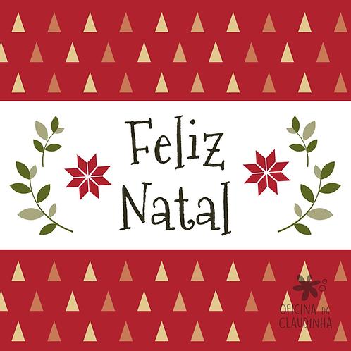Card Feliz Natal 05 - Tradicional