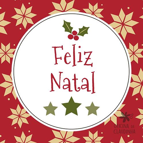Card Feliz Natal 02 - Tradicional