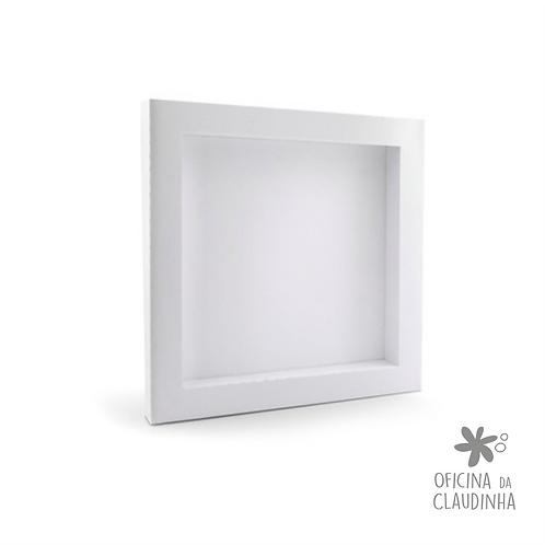Moldura 10,5 x 10,5 cm - Memorabília 8 cm