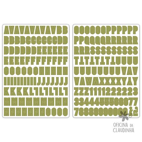 Belde Verde | Alfabeto digital