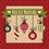 Thumbnail: Card Feliz Natal 07 - Vintage Vermelho e Verde