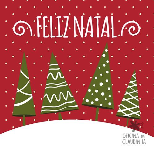 Card Feliz Natal 04 - Tradicional