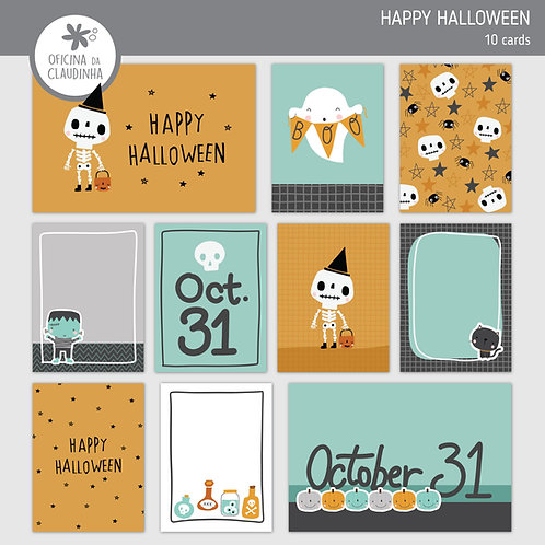 Happy Halloween | Cards