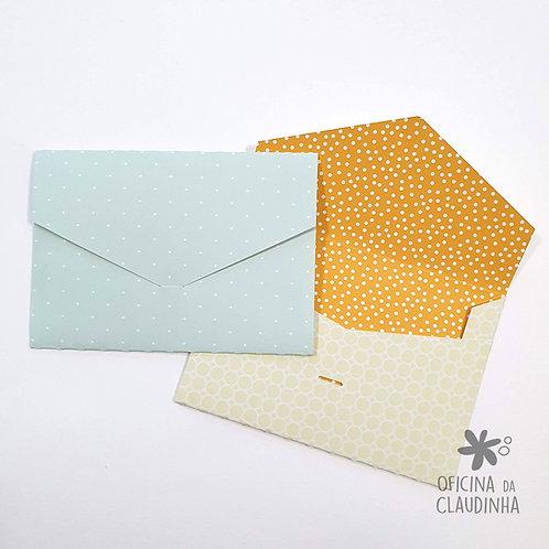 Envelope 9,5 x 13,5 cm