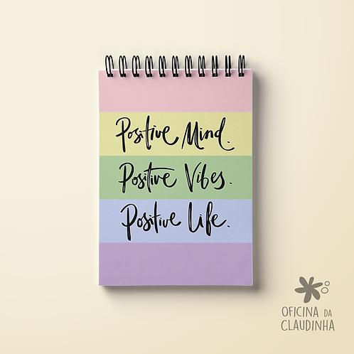 Bloquinho Positive Life