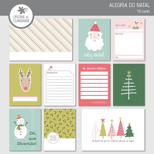 Alegria do Natal | Cards