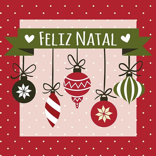 Card Feliz Natal 07 - Tradicional