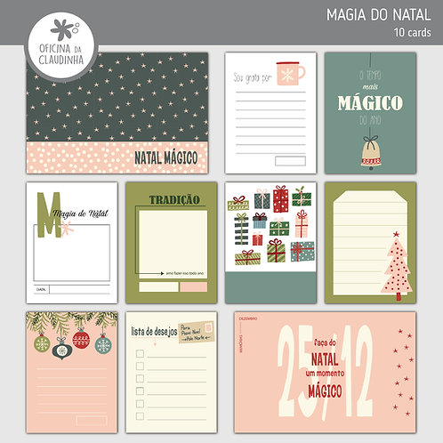 Magia do Natal | Cards