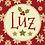 Thumbnail: Card Natal 02 - Luz - Vintage Vermelho e Verde