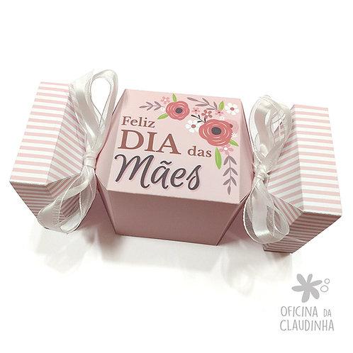 Caixa Mães Bombom - Rosa