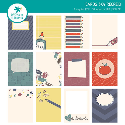 Recreio | Cards