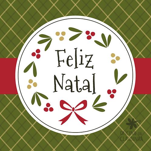 Card Feliz Natal 06 - Tradicional