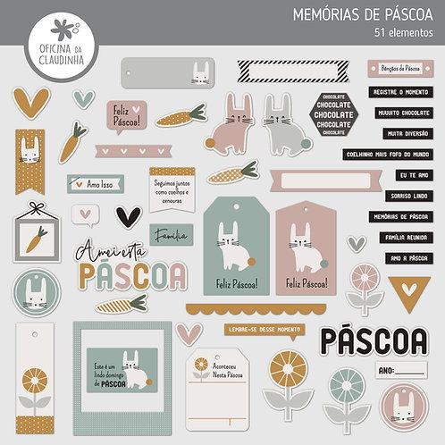 Memórias de Páscoa | Recortes impressos